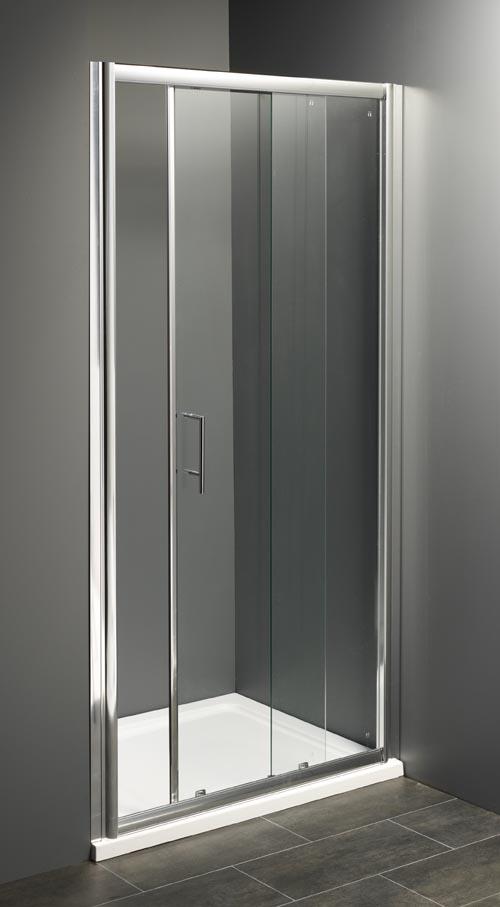 Schuifdeur voor plaatsing tussen 2 muren