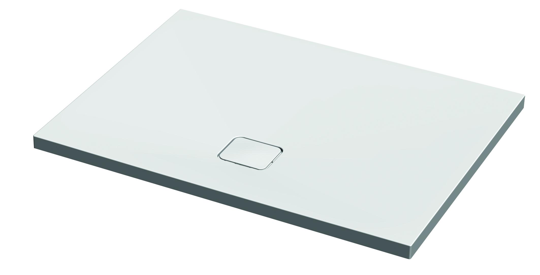 Riho design biasca vlakke douchebak for Wohnzimmertisch 90 x 120