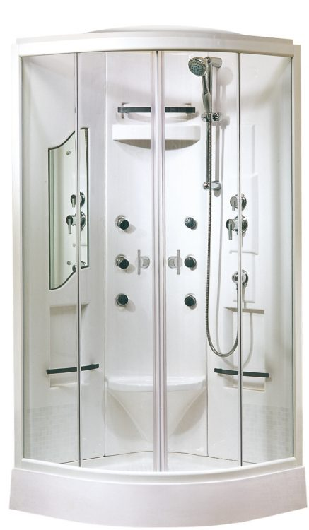 Turino 205 – 90 x 90cm met dakje