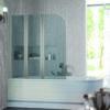 3-delig badwand