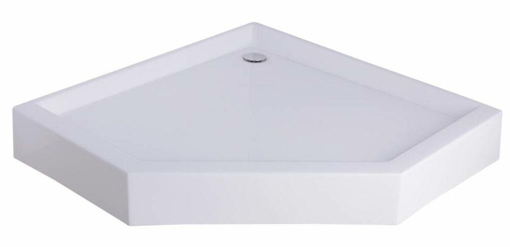 Douchbak vijfhoek model