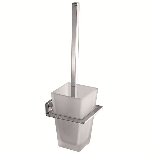 Toiletborstel vierkant model