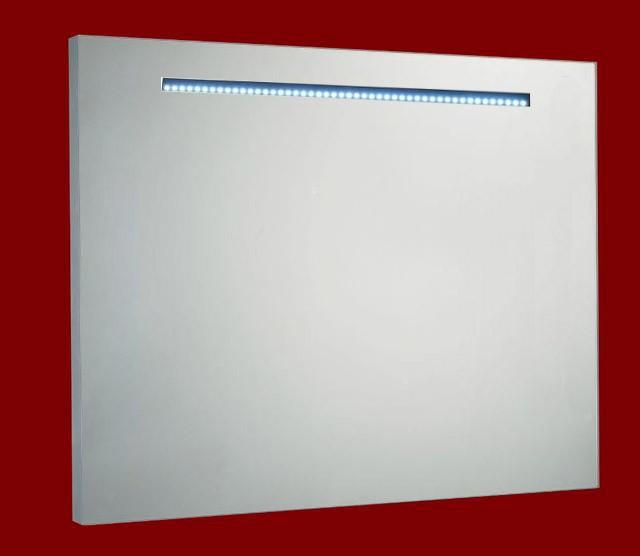 Badkamer spiegel met Led verlichting - Douchecabine.nl