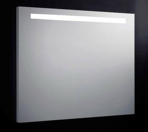 Badkamer spiegel met led verlichting for Spiegel badkamer verlichting