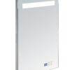 Badkamer spiegel met radio en verlichting