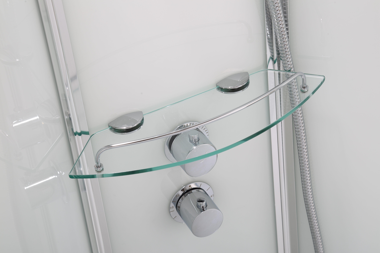 Mooi badkamermeubel met inloopdouchebakken badkamermeubels