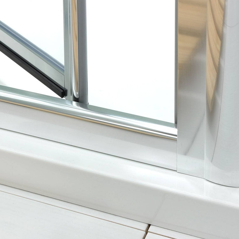 Douche vouwdeur