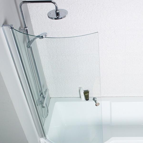 Badscherm douchebad