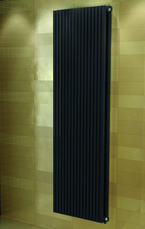 Badkamer designradiator Carpe Antraciet (Ral 7015)