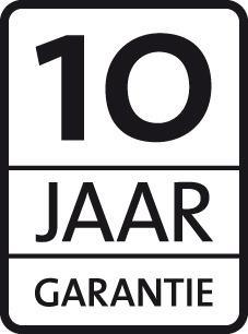 10 jaar garantie op een waterontharder