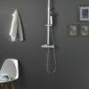 Douche design regendouche thermostaat set