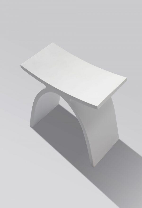 solid Surface badkamer hocker