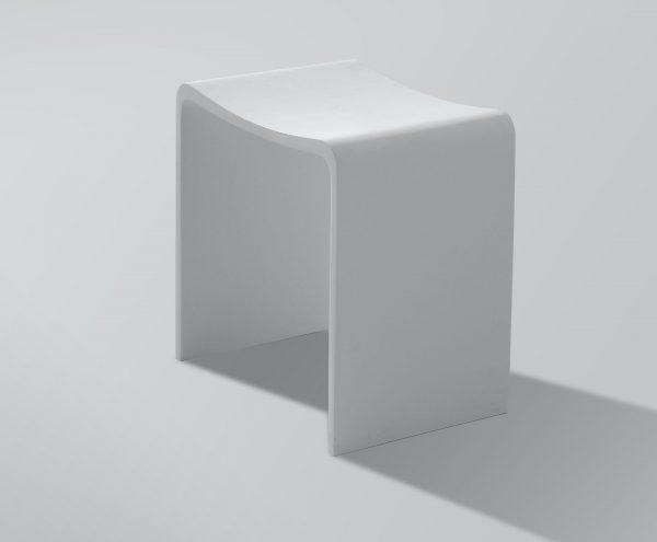 Solid Surface Hocker