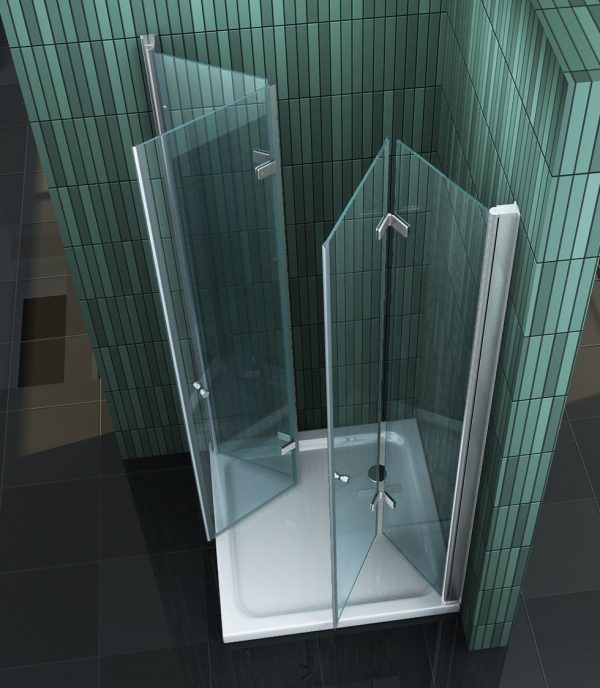Glas hoogte 180 cm