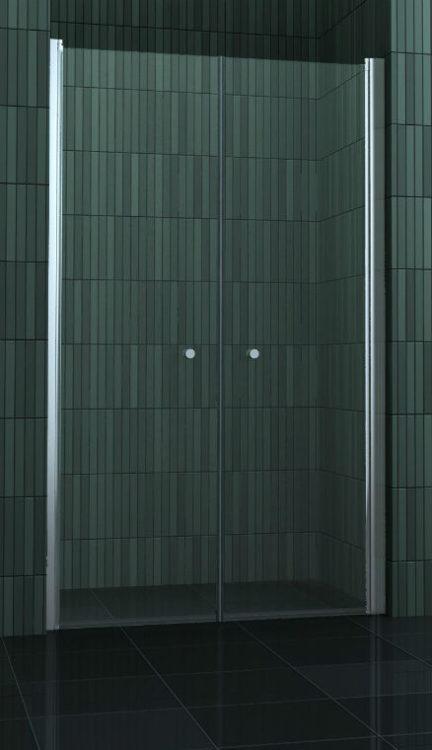 Nis douchedeuren in 14 verschillende afmetingen van 75 cm – 144 cm