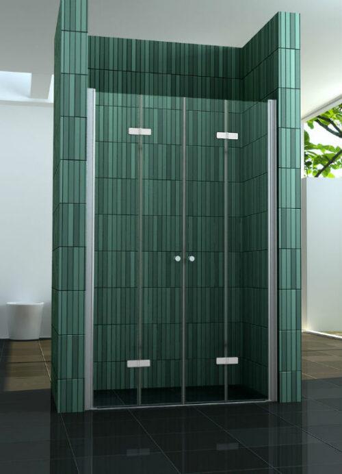 Nis vouwdeur in 14 verschillende afmetingen van 75 cm – 144 cm