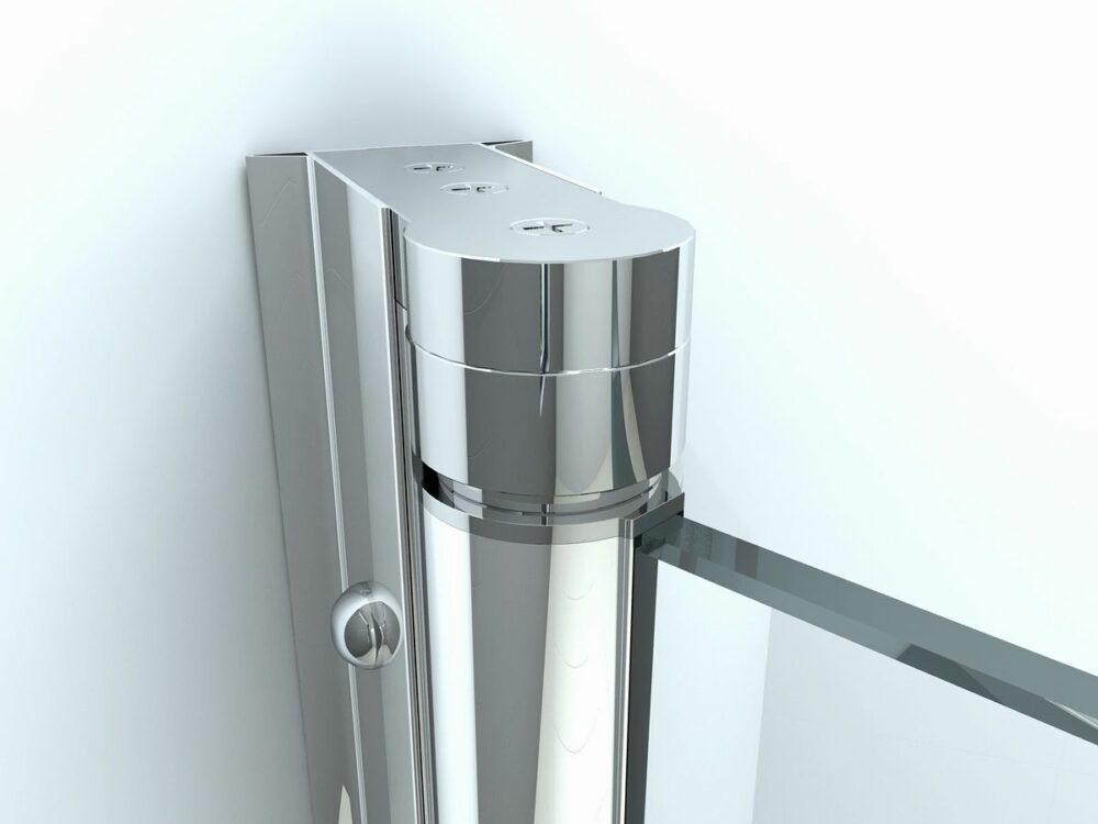 Douchecabine liftscharnier