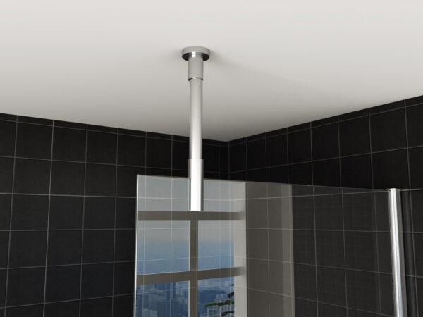 Stabilisatie stang met plafond bevestiging