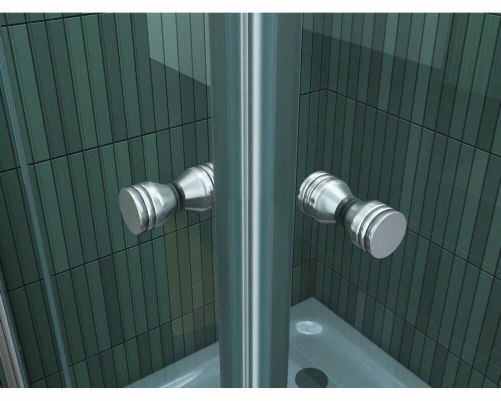 Douchecabine deurknop