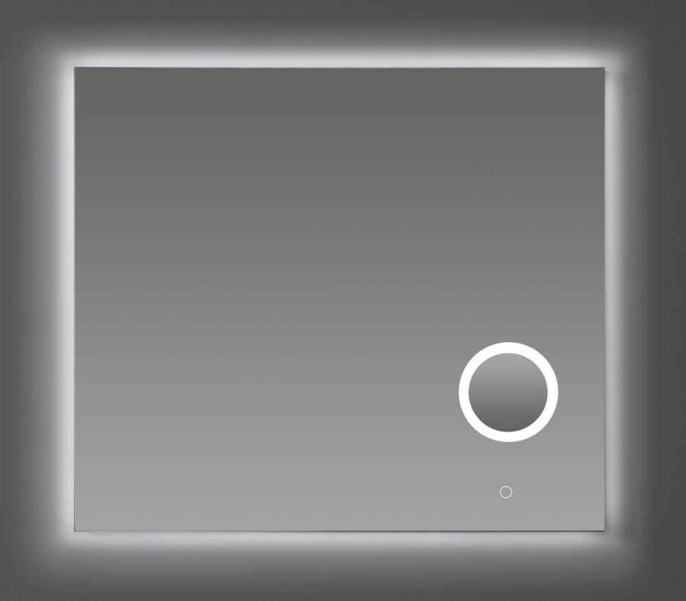 LED Spiegel 80 x 70